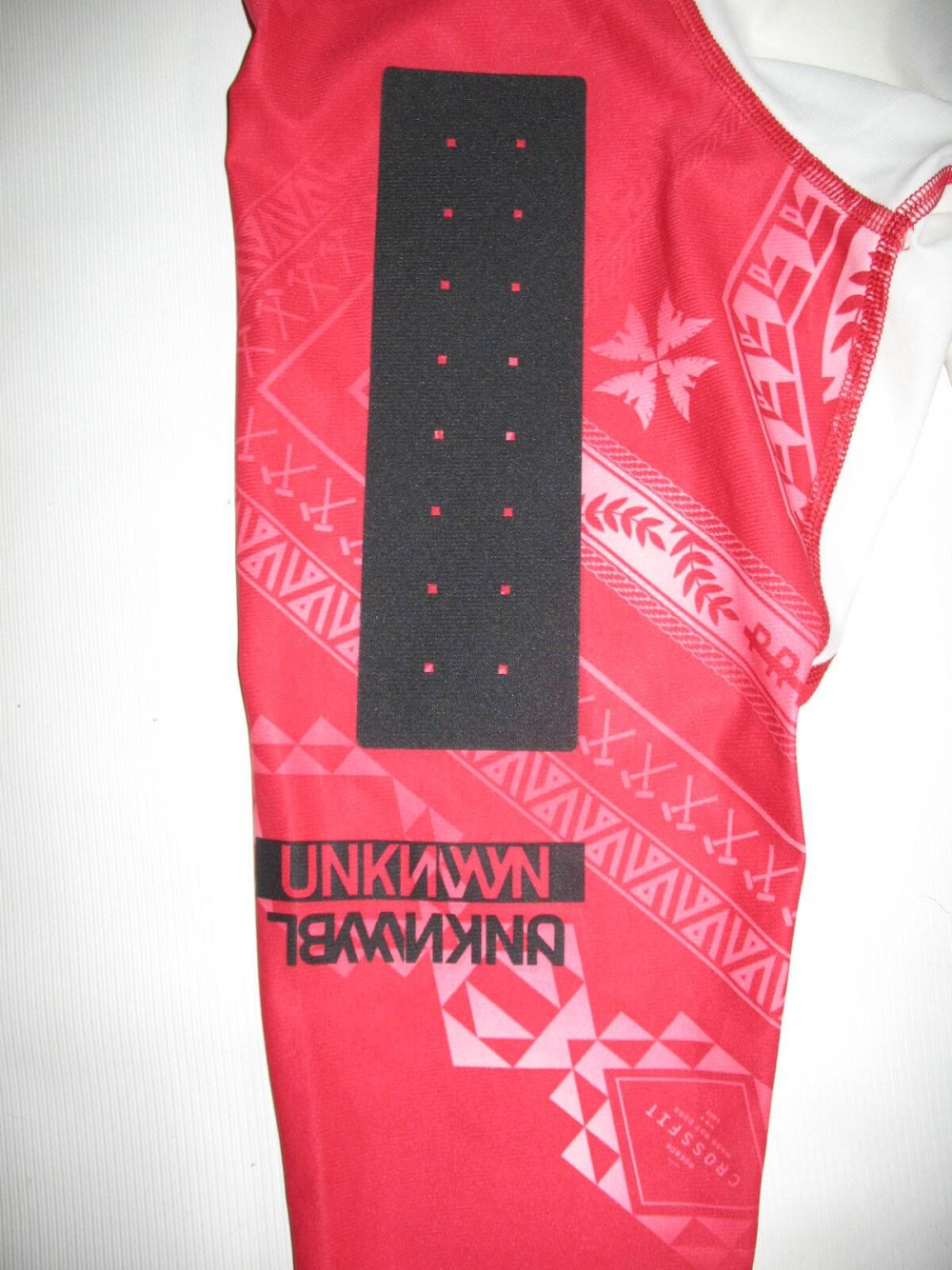Штаны REEBOK crossFit PWR5 compression training tight leggings (размер M/S) - 9