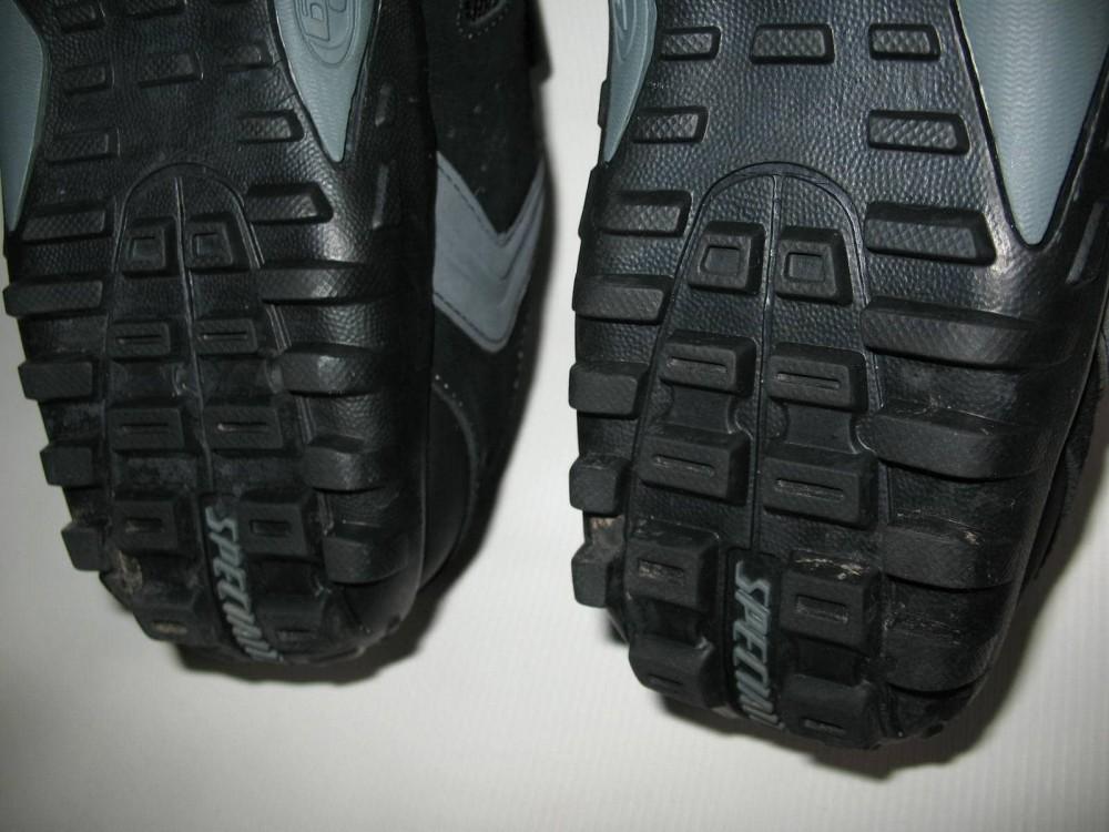 Велотуфли SPECIALIZED taho bg MTB shoes (размер UK9/US10/EU43(на стопу до 275 mm)) - 8