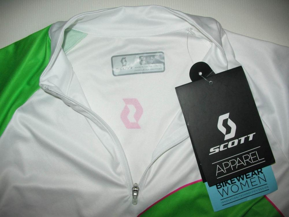 Веломайка SCOTT trail 50  short sleeve cycling jersey (размер S/M) - 3