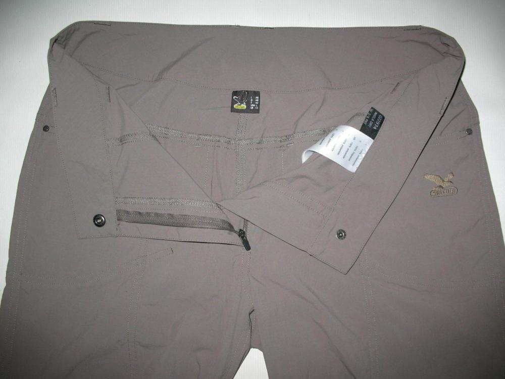Бриджи SALEWA nola dry 3/4 pants lady (размер L) - 8