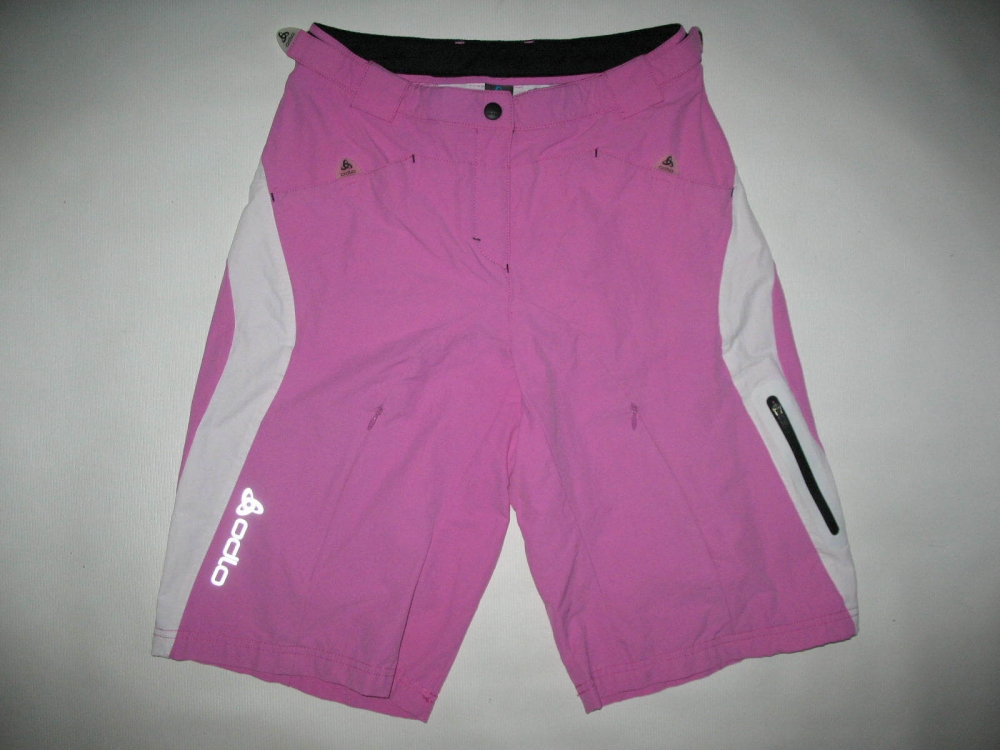 Шорты ODLO bike shorts lady (размер S) - 8