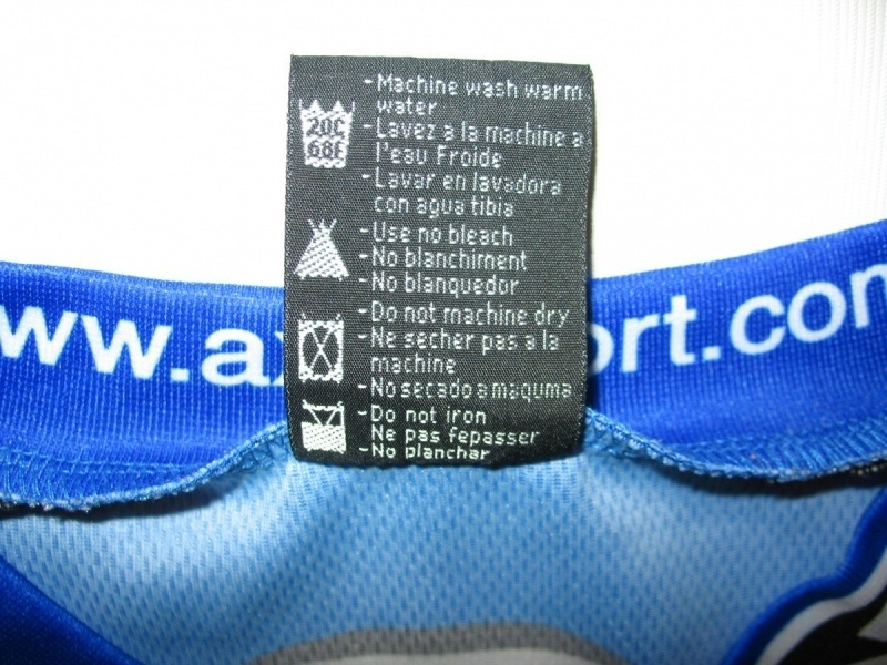 Футболка AXO jersey  (размер XXL) - 3