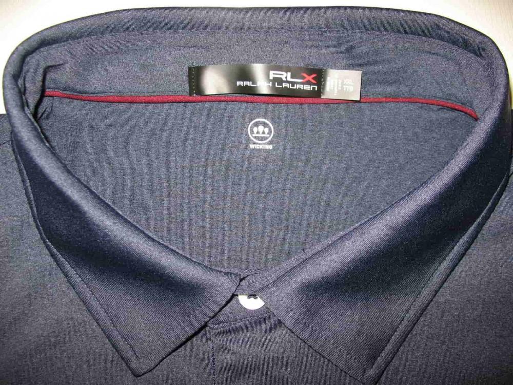 Футболка RLX Ralph Lauren golf ss shirt (размер XXL) - 2