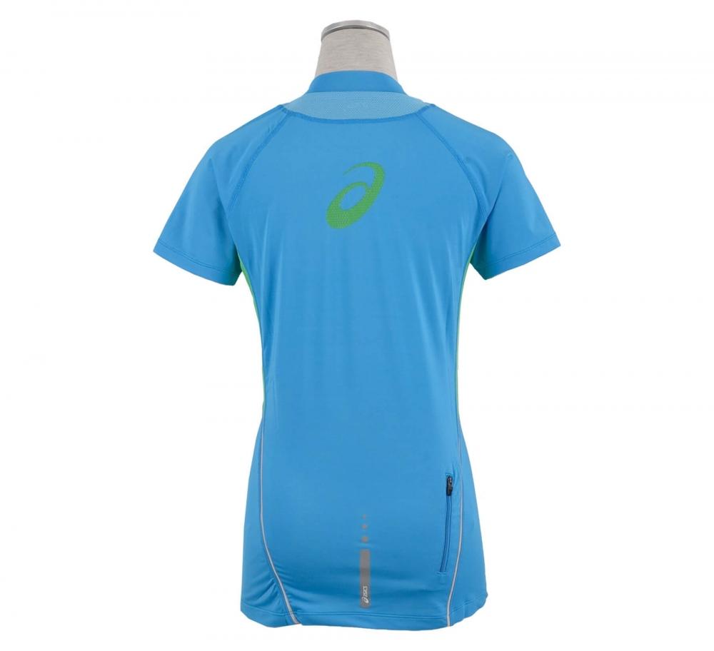 Футболка ASICS running t-shirts lady (размер S) - 1
