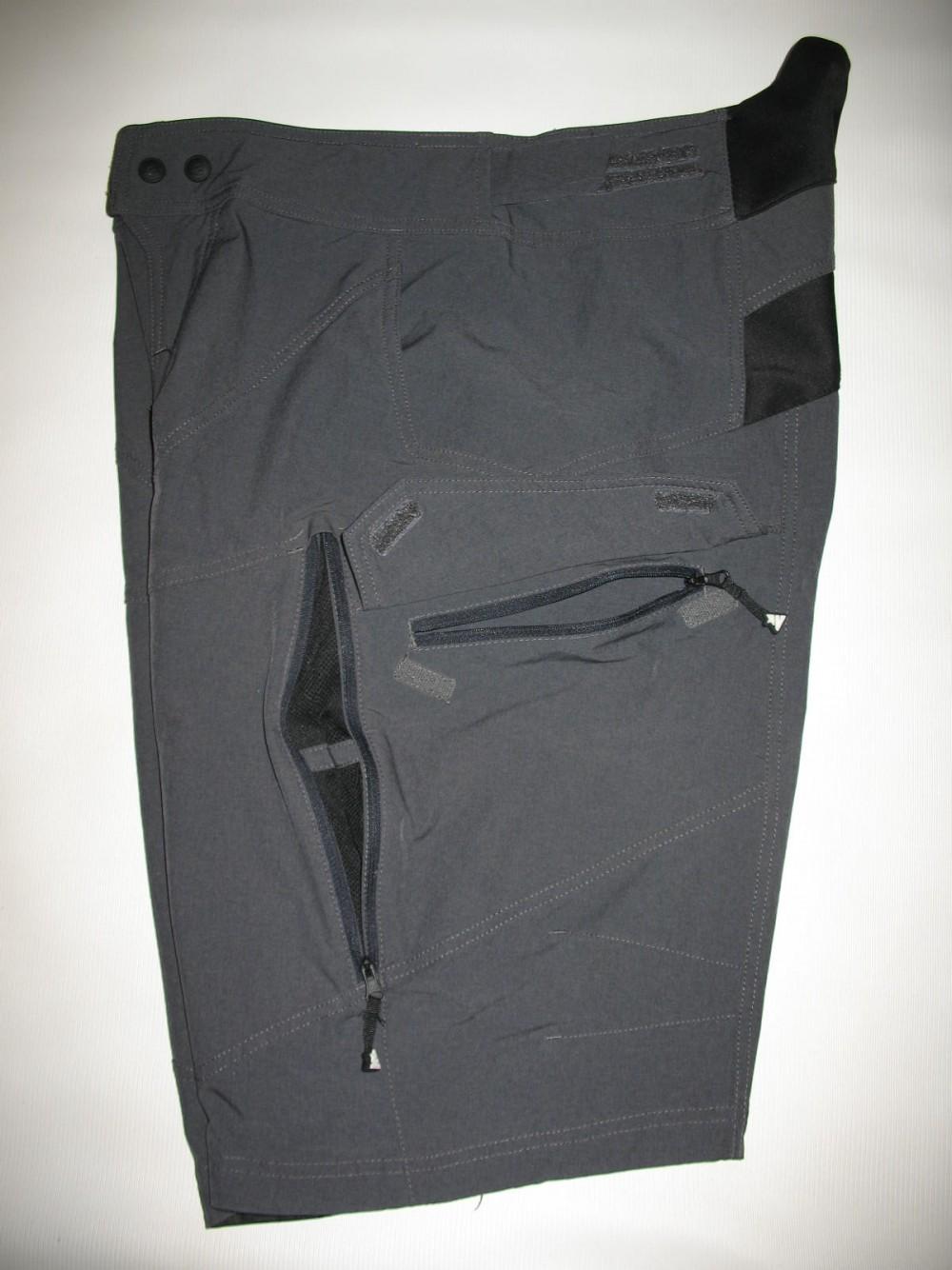 Велошорты ZIMTSTERN trailstar bike shorts (размер L) - 11