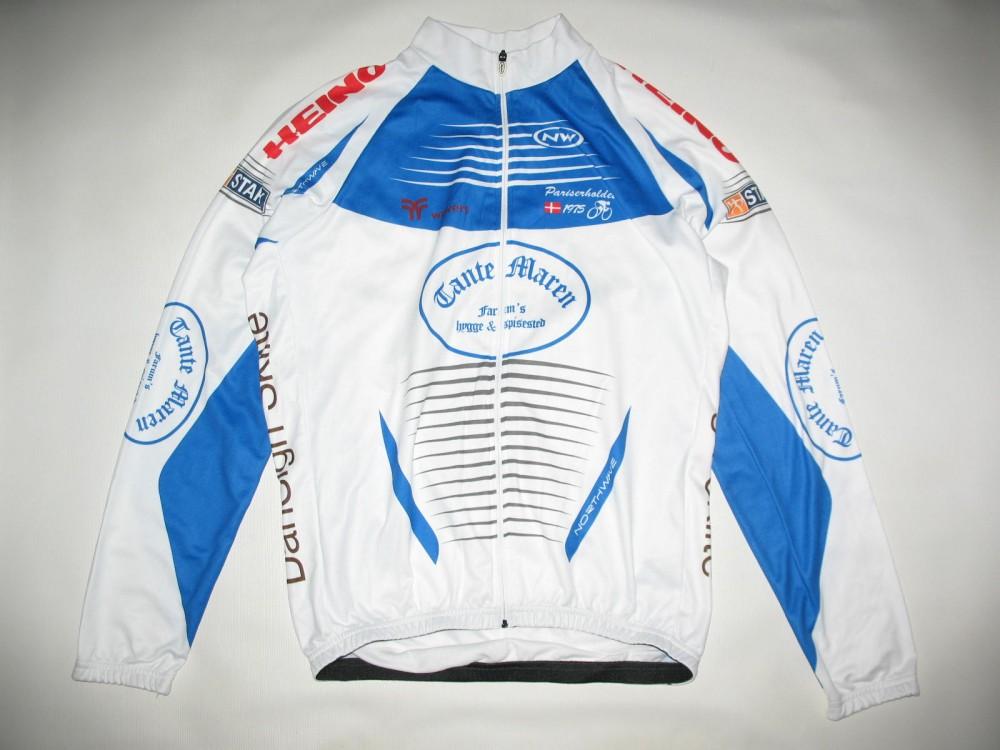 Велокомплект NORTHWAVE heino windtex/fleece 2 cycling jackets (размер XL/XXL) - 2