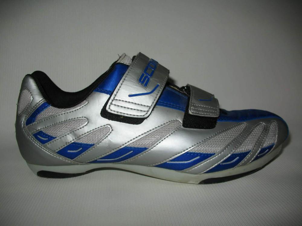 Велотуфли SCOTT road shoes (размер US8,5/UK8/EU42(на стопу 265 mm)) - 1