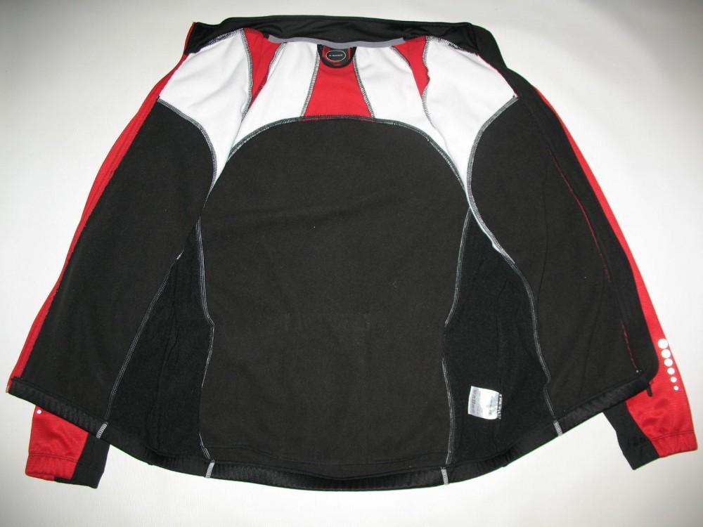 Велокуртка X-RAGE windstopper cycling jacket (размер XL) - 4