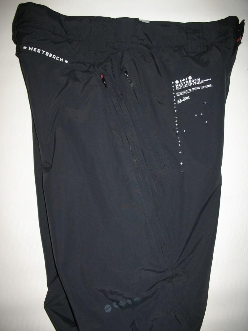 Штаны WESTBEACH 20K ski-snowboard pants (размер L) - 5