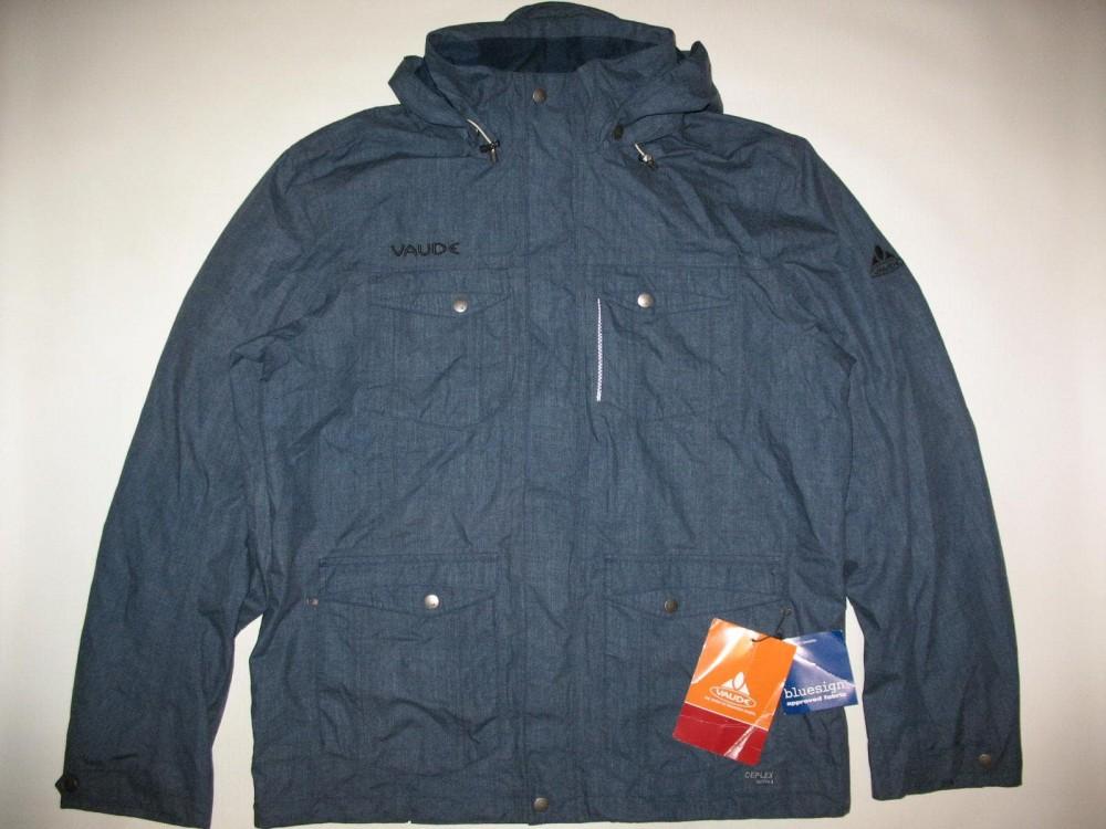 Куртка VAUDE ukon outdoor jacket (размер 56/XXL) - 2