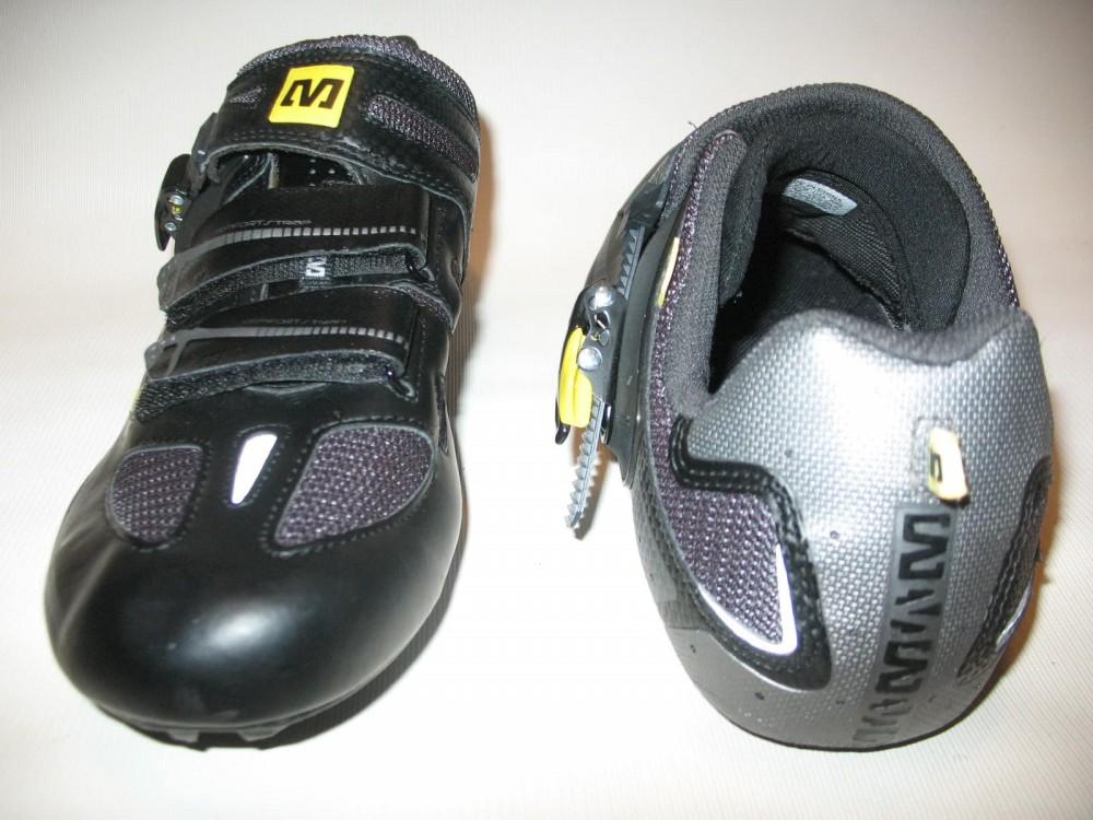 Велотуфли MAVIC avenir road cycling shoes (размер UK11/US11.5/EU46(на стопу до 295 mm)) - 7