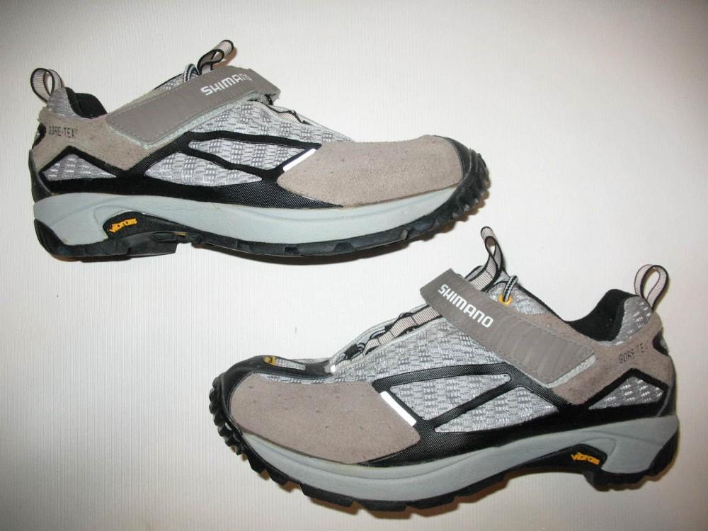Велотуфли SHIMANO sh-mt70 GTX shoes (размер US10,5;EU45(на стопу до 285 mm)) - 5