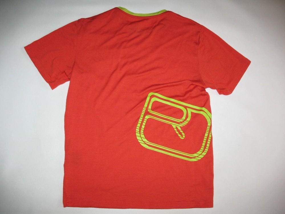 Футболка ORTOVOX rock'n'wool short sleeve jersey (размер М) - 2