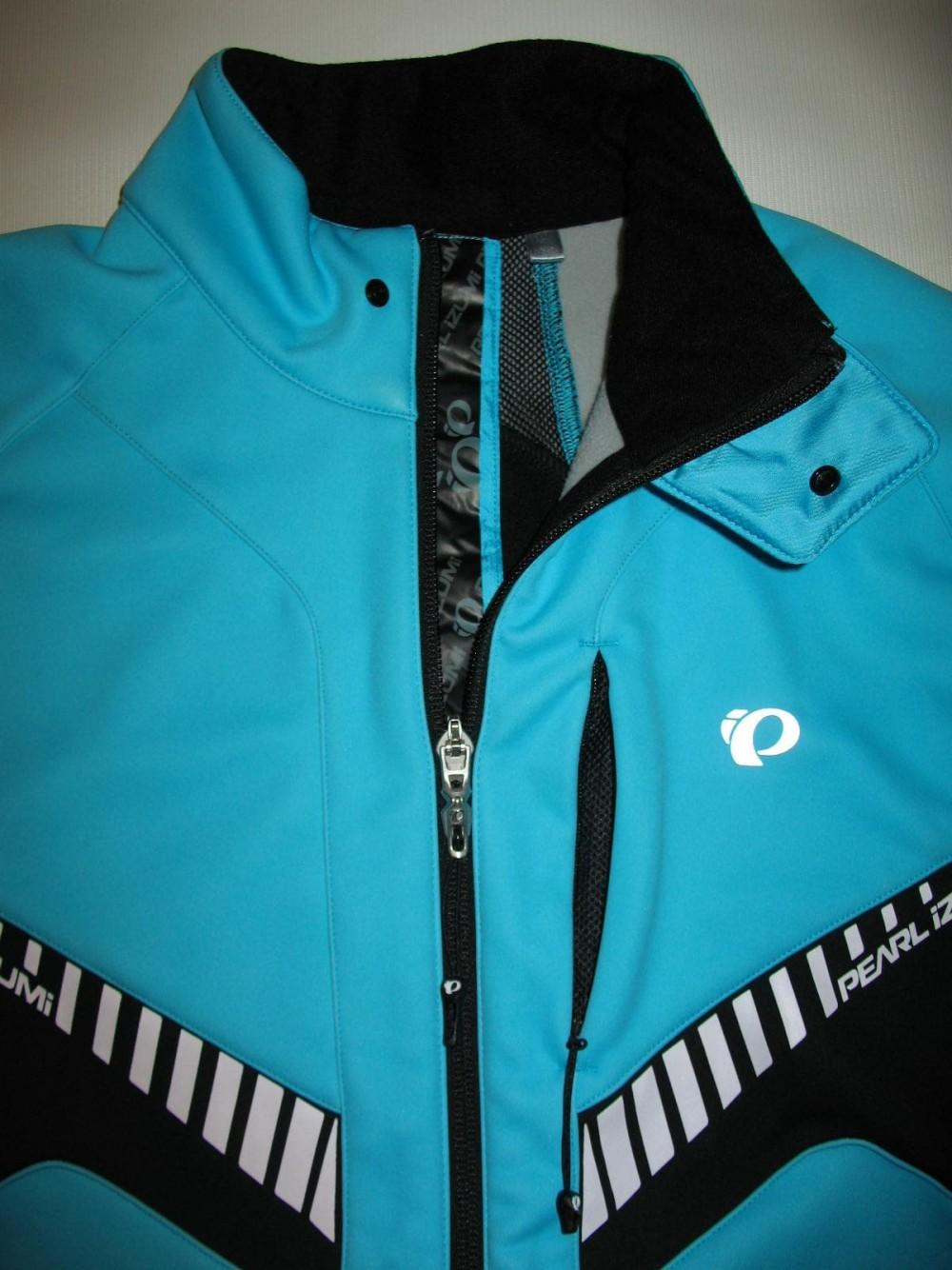 Велокуртка PEARL IZUMI elite softshell cycling jacket (размер S/M) - 5