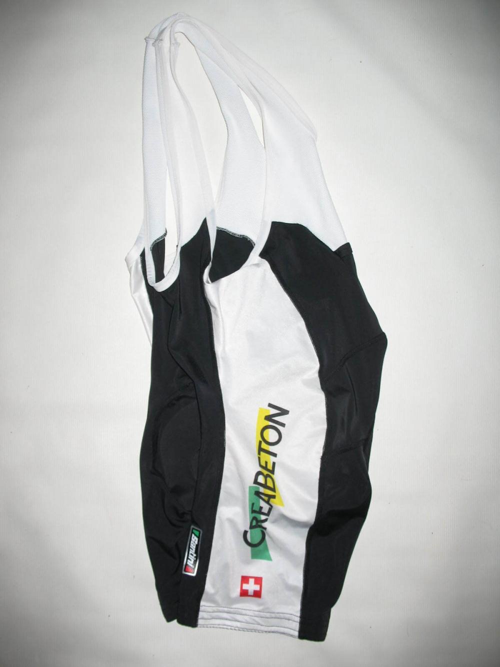 Велошорты SMS SANTINI creabeton bib shorts (размер S) - 1