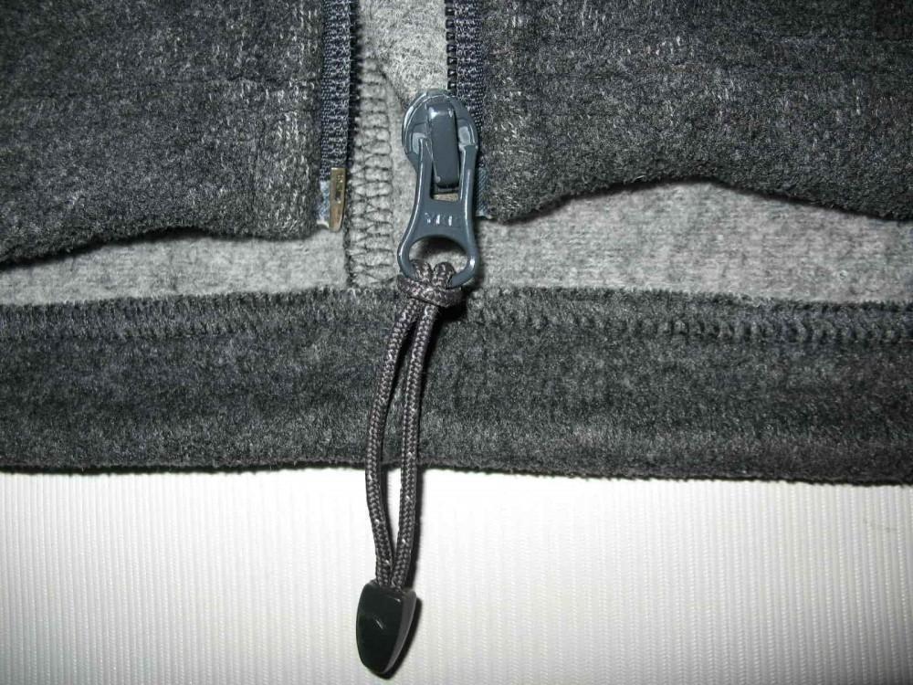 Кофта FJALLRAVEN tornetrask fleece jacket (размер L) - 7