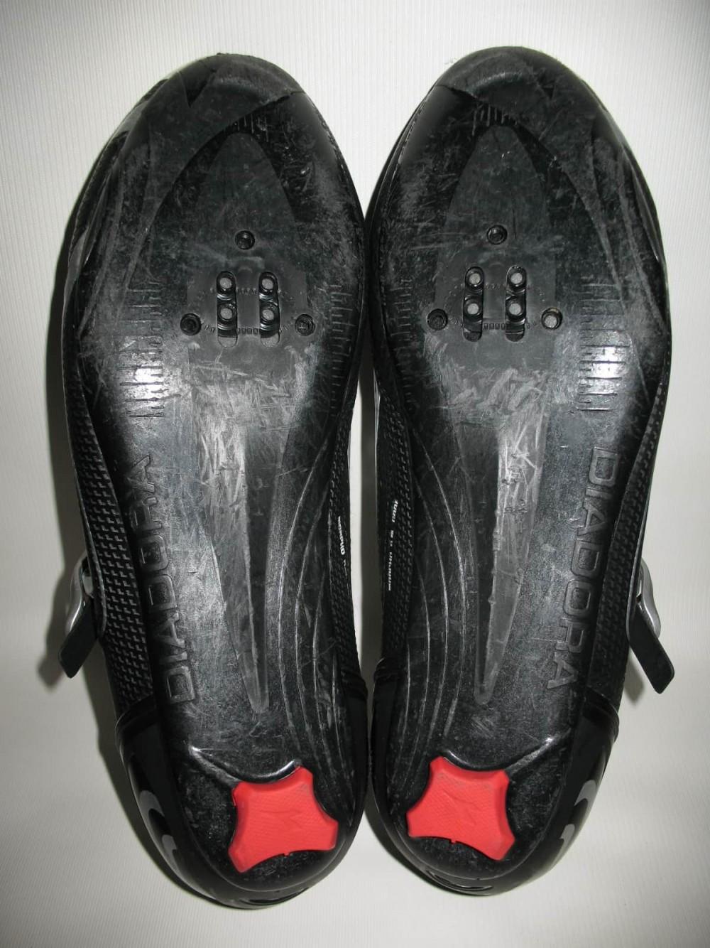 Велотуфли DIADORA aerospeed 2 road shoes (размер US13.5/UK13/EU48(на стопу 305 mm)) - 9