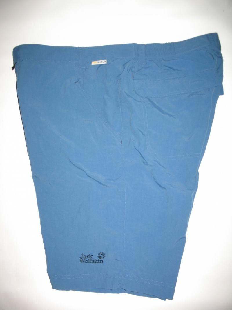 Шорты JACK WOLFSKIN rotorua shorts (размер 54-XL) - 6