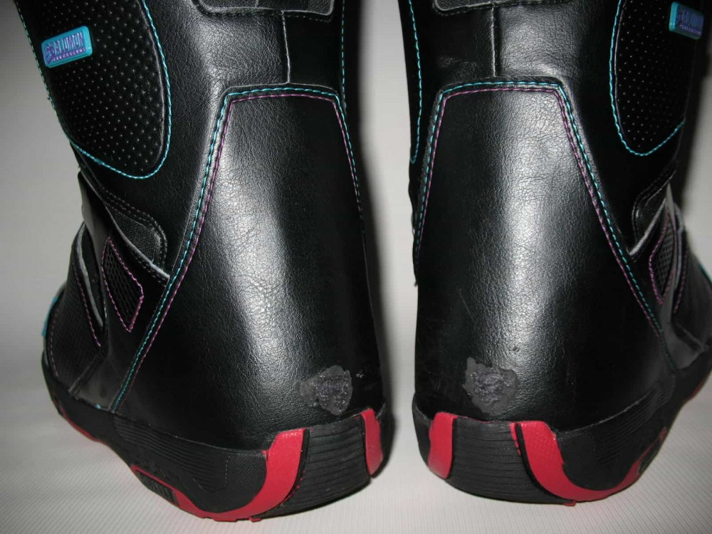 Ботинки SALOMON pearl boa snowboard boots (размер US10/UK8,5/EU42,5(на стопу до 270mm)) - 14