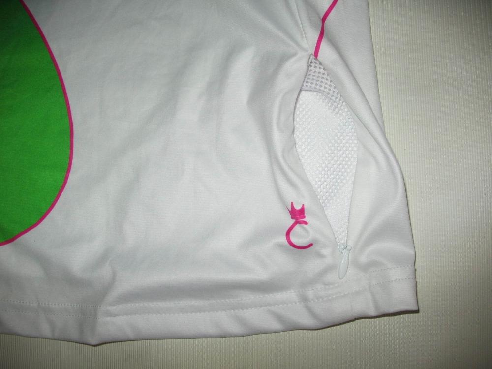 Веломайка SCOTT trail 50  short sleeve cycling jersey (размер S/M) - 4