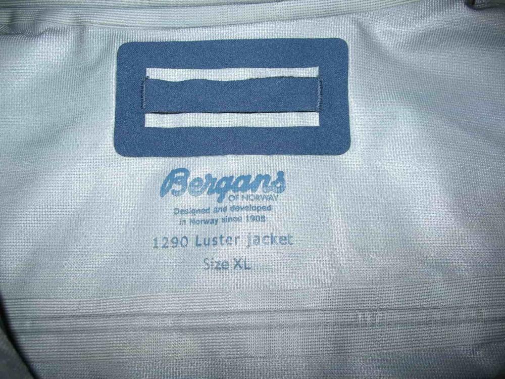 Куртка BERGANS luster jacket (размер XL) - 14