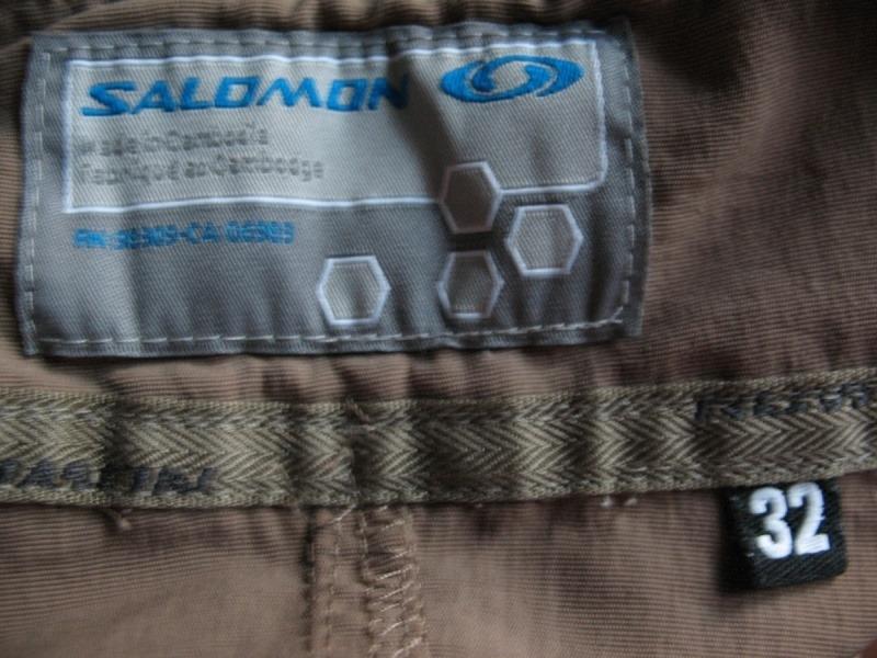Шорты SALOMON 3/4 shorts (размер 32-M) - 9