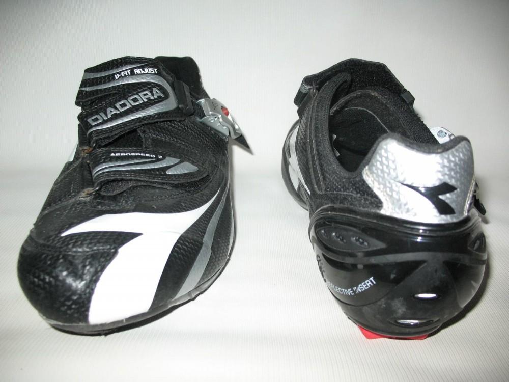 Велотуфли DIADORA aerospeed 2 road shoes (размер US13.5/UK13/EU48(на стопу 305 mm)) - 8