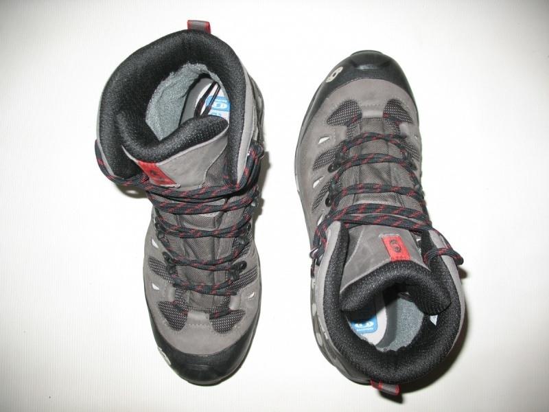 Ботинки SALOMON Quest 4D GTX ((размер US9/UK8, 5/EU43(на стопу до 270 mm))) - 9