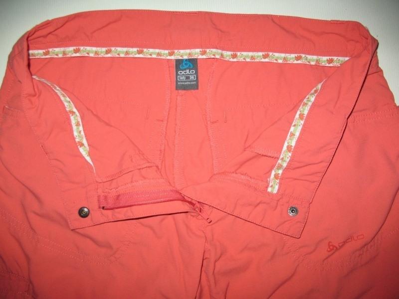 Шорты ODLO 3/4 shorts lady (размер 36-S) - 4