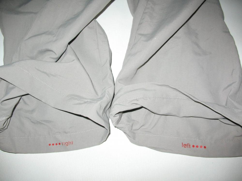 Штаны MAMMUT Zip off pants (размер 52-L/XL) - 12