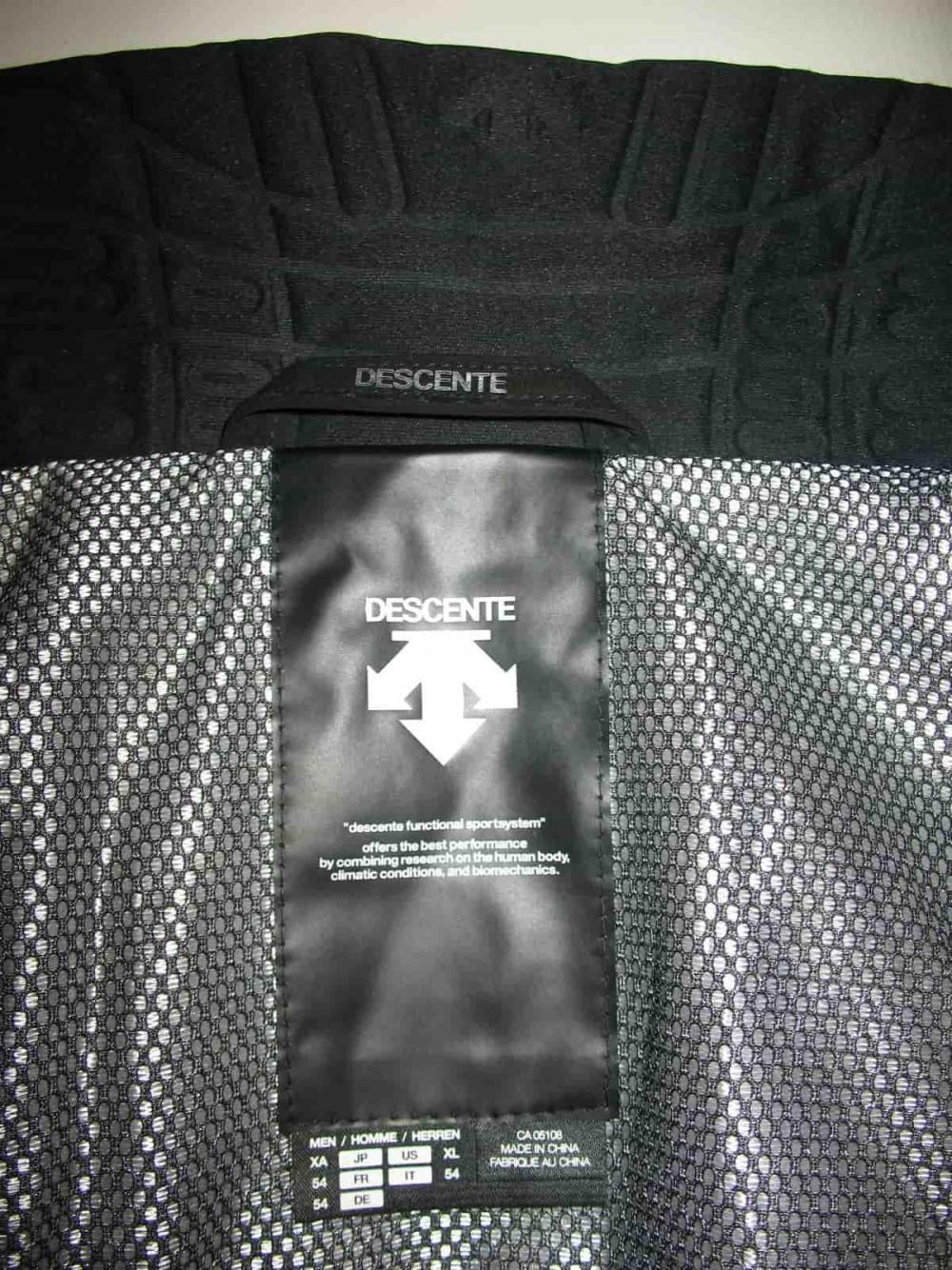 Куртка DESCENTE swiss olympic ski jacket (размер 54/XL) - 15