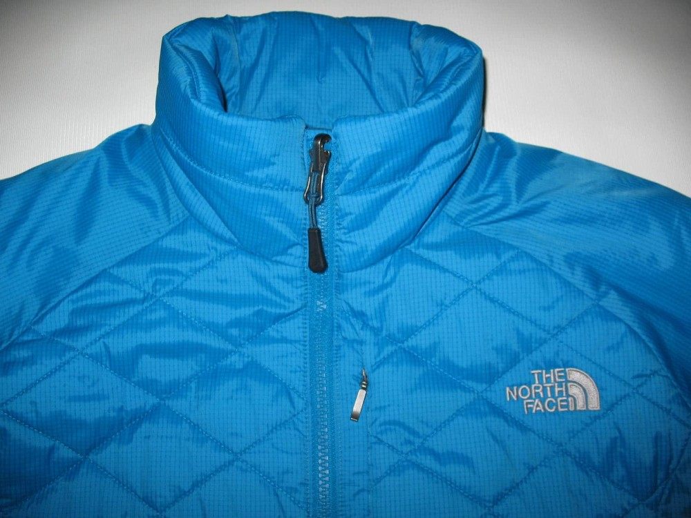 Куртка THE NORTH FACE red blaze jacket lady (размер М) - 3