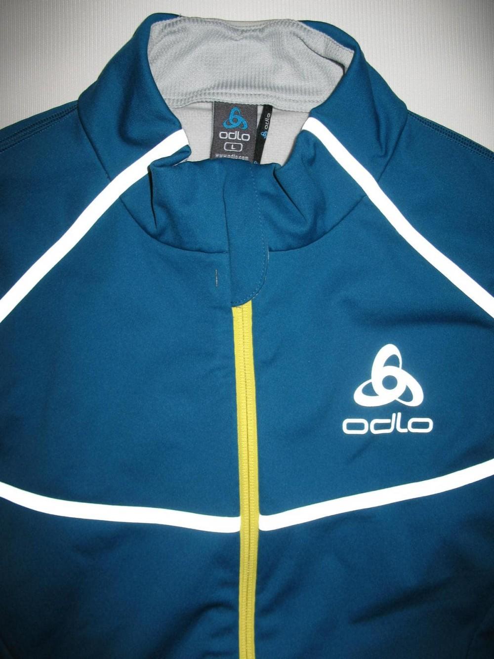 Куртка ODLO nagano windstopper jacket (размер L) - 3