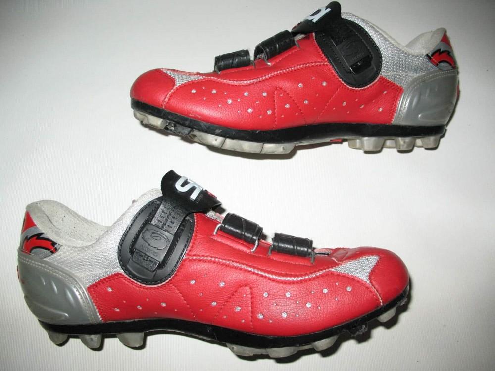 Велотуфли SIDI mtb red shoes (размер EU42(на стопу до 260 mm)) - 3