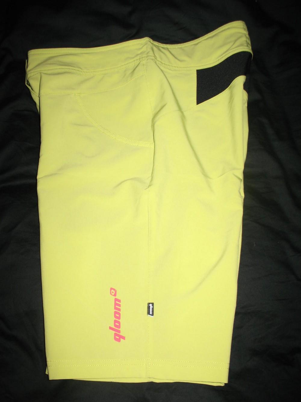 Велошорты QLOOM bike shorts lady (размер М) - 3