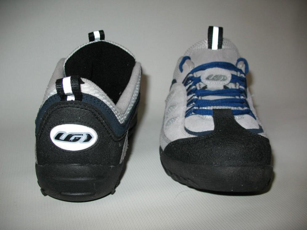 Велотуфли LOUIS GARNEAU mtb shoes (размер UK6/US7/EU39(на стопу до 245 mm)) - 5
