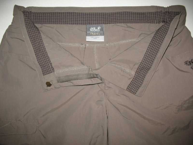 Шорты  JACK WOLFSKIN Rotorua Shorts lady (размер L) - 5