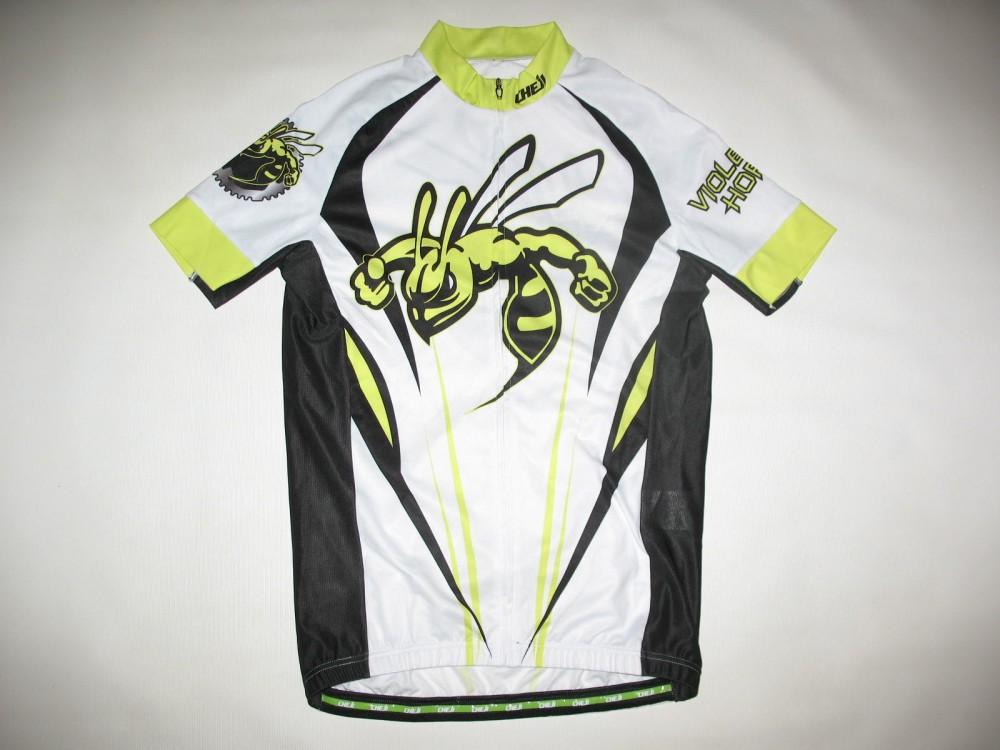 Велокомплект CHEJI violence hornet jersey+shorts (размер L(реально М(на +-180 см))) - 4