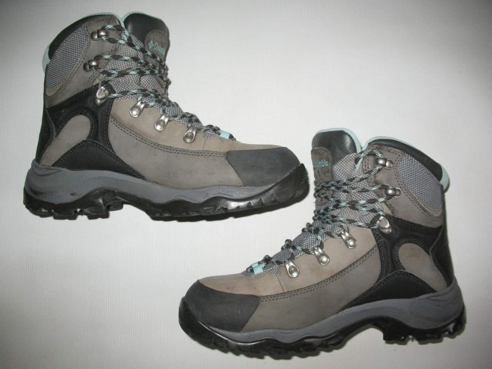 Ботинки COLUMBIA  titanium daska pass boots lady (размер US8/UK6/EU39(на стопу 245 mm)) - 8