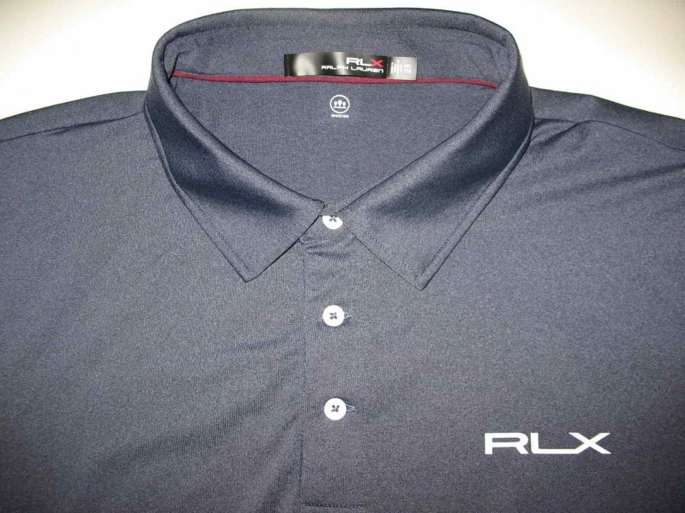 Футболка RLX Ralph Lauren golf ss shirt (размер XXL) - 1