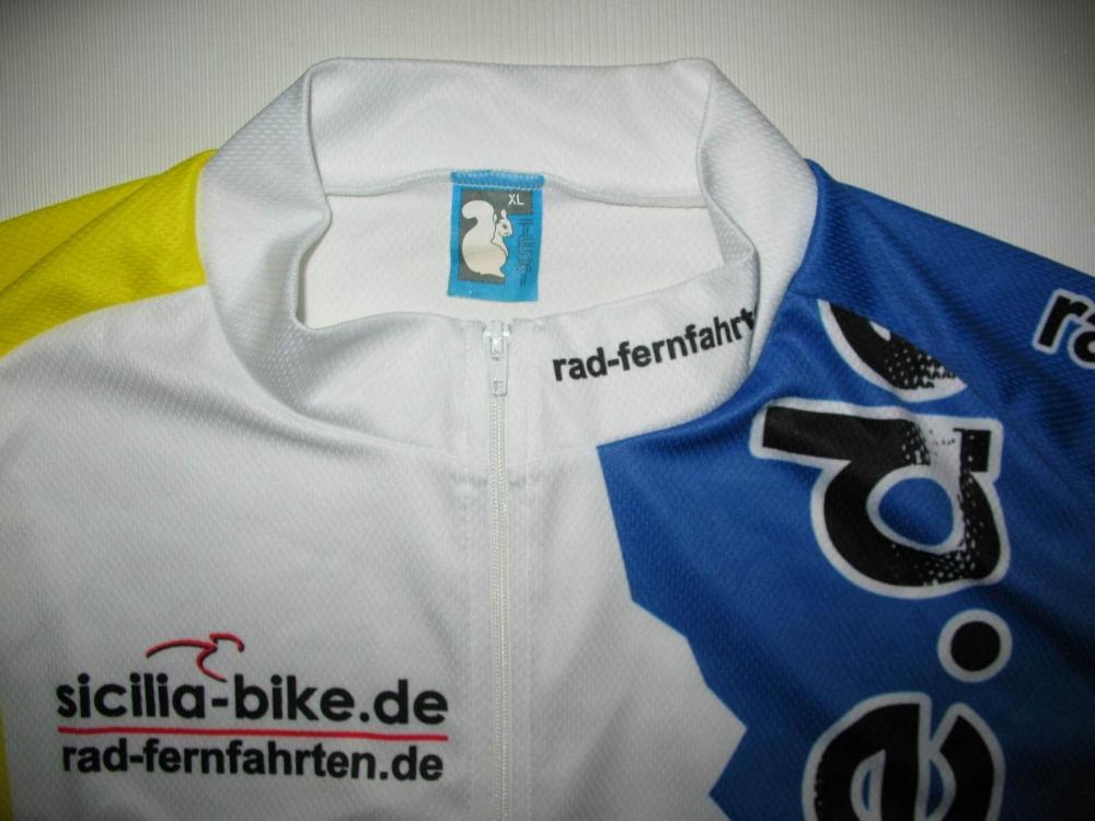 Веломайка TEXI sicilia-bike jersey (размер XL) - 2