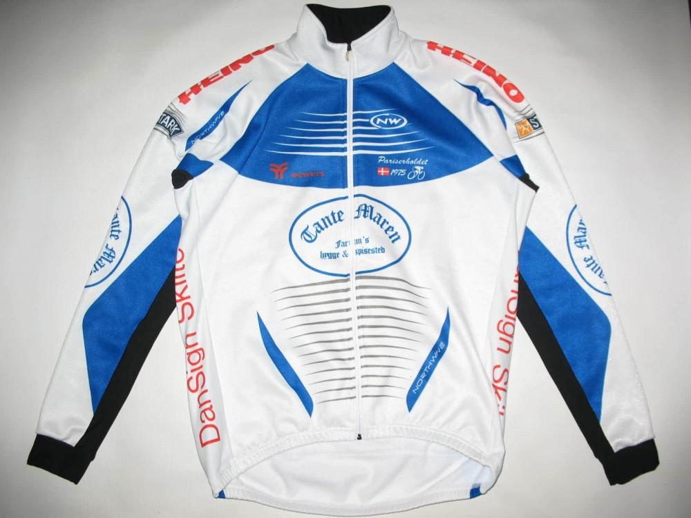 Велокомплект NORTHWAVE heino windtex/fleece 2 cycling jackets (размер XL/XXL) - 1