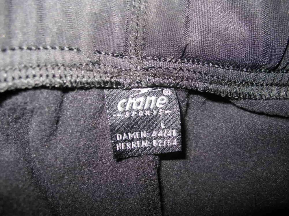 Велобрюки CRANE windstopper cycling pants unisex (размер 52/54-L) - 4