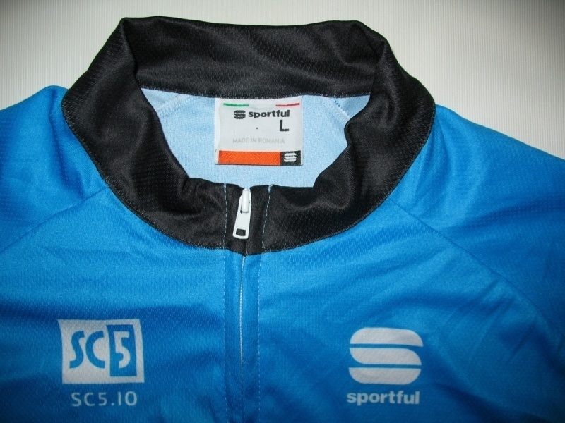 Футболка SPORTFUL sc5 bike jersey  (размер L) - 2