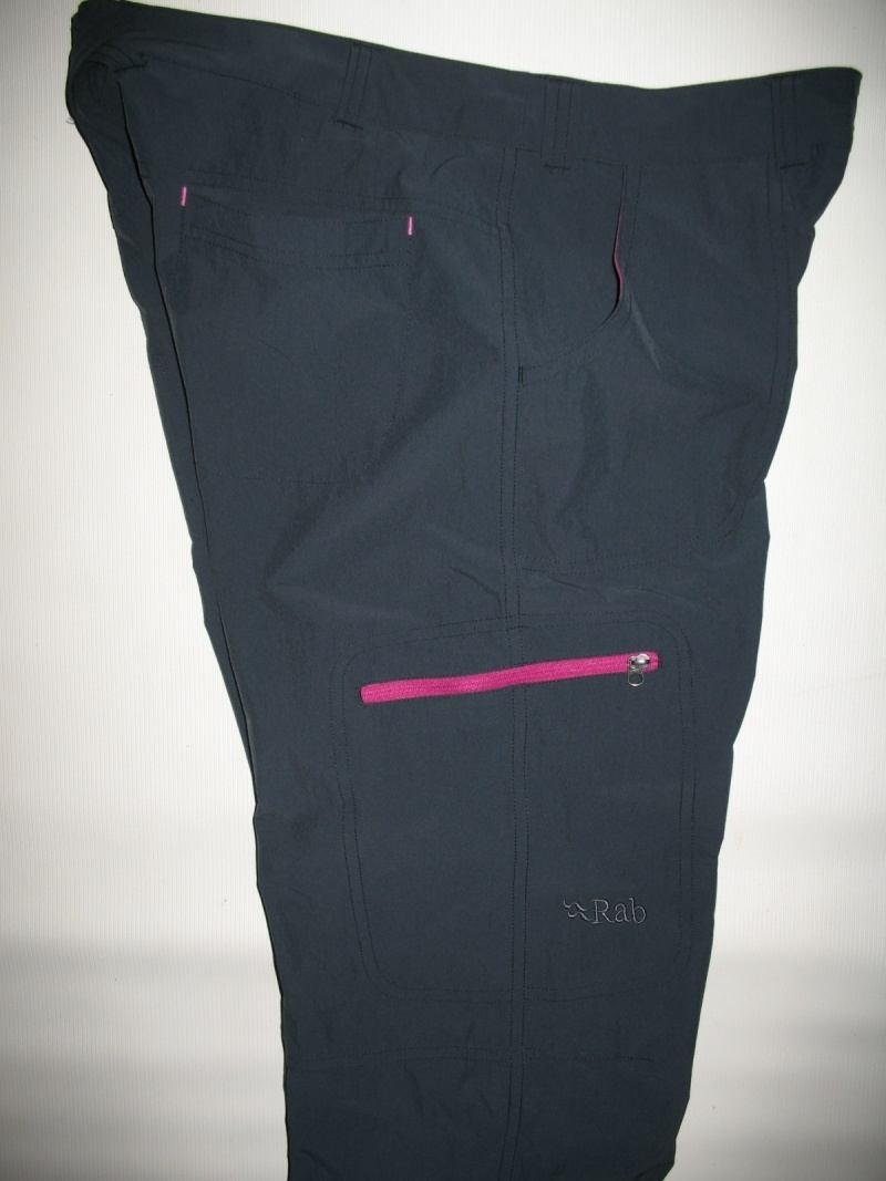 Штаны RAB Helix Cargo Pants lady (размер 38-S) - 10