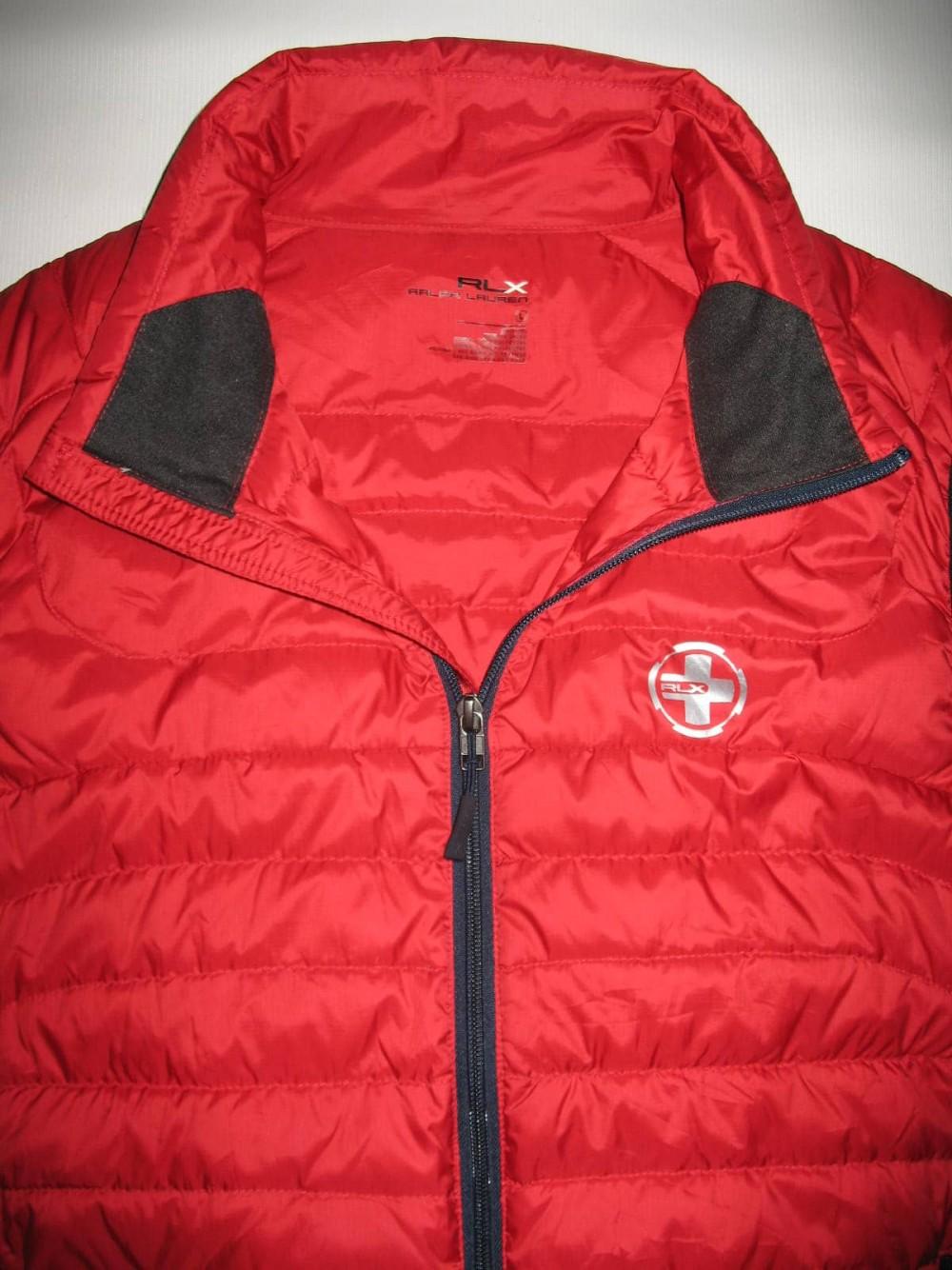 Жилет RLX RALPH LAUREN  down vest (размер L) - 3