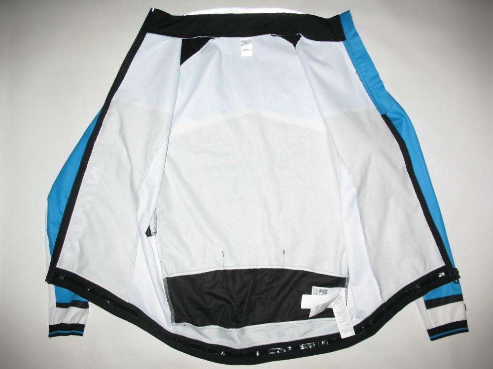 Велокуртка B'TWIN windblock 500 bike jacket (размер 52-54/L-XL) - 5