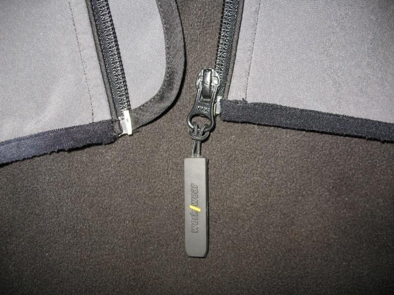 Куртка  HELLY HANSEN MADRID Windstopper SoftShell (размер XL/XXL) - 7