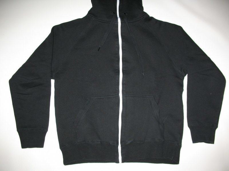 Кофта FISHBONE ninetytwo hoodies unisex  (размер S/XS) - 2