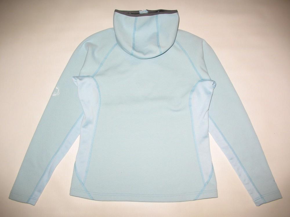 Кофта MAMMUT fleece hoodie lady (размер M) - 1